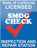 AutoWise Car Care is a California Licensed Smog Check Facility