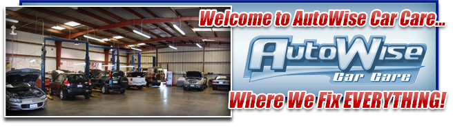 AutoWise Car Care - Where We Fix Everything!